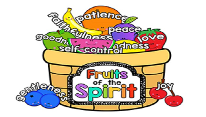 The Fruit Of The Spirit Within Us